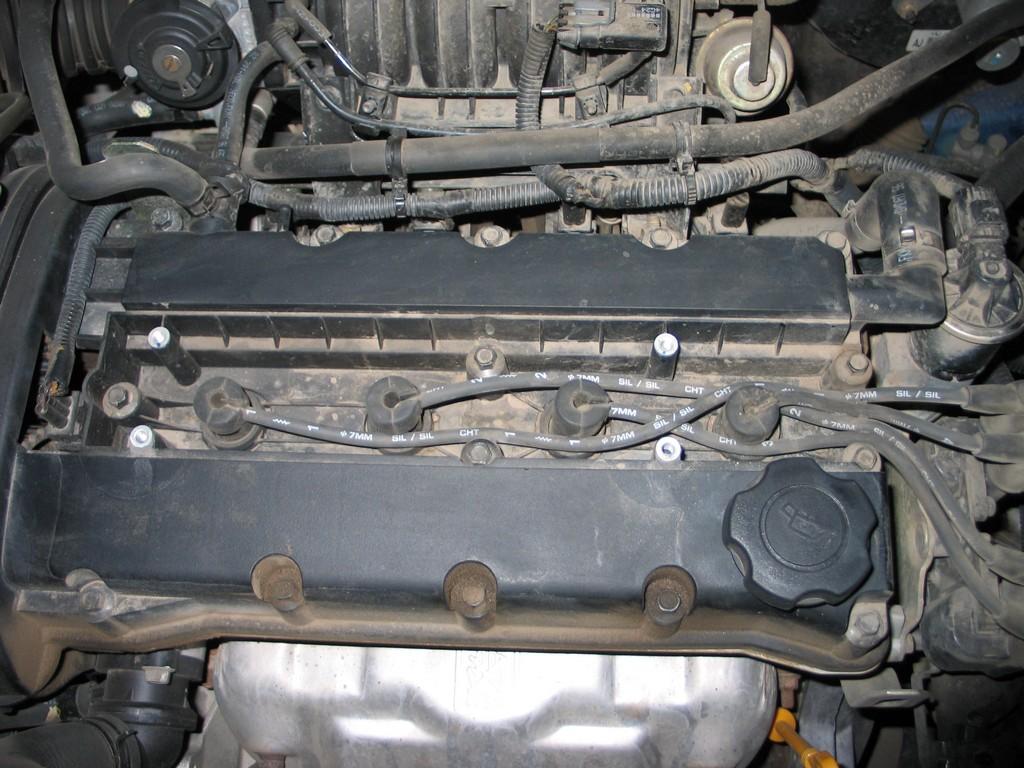 двигатель лачетти 1 4 схема